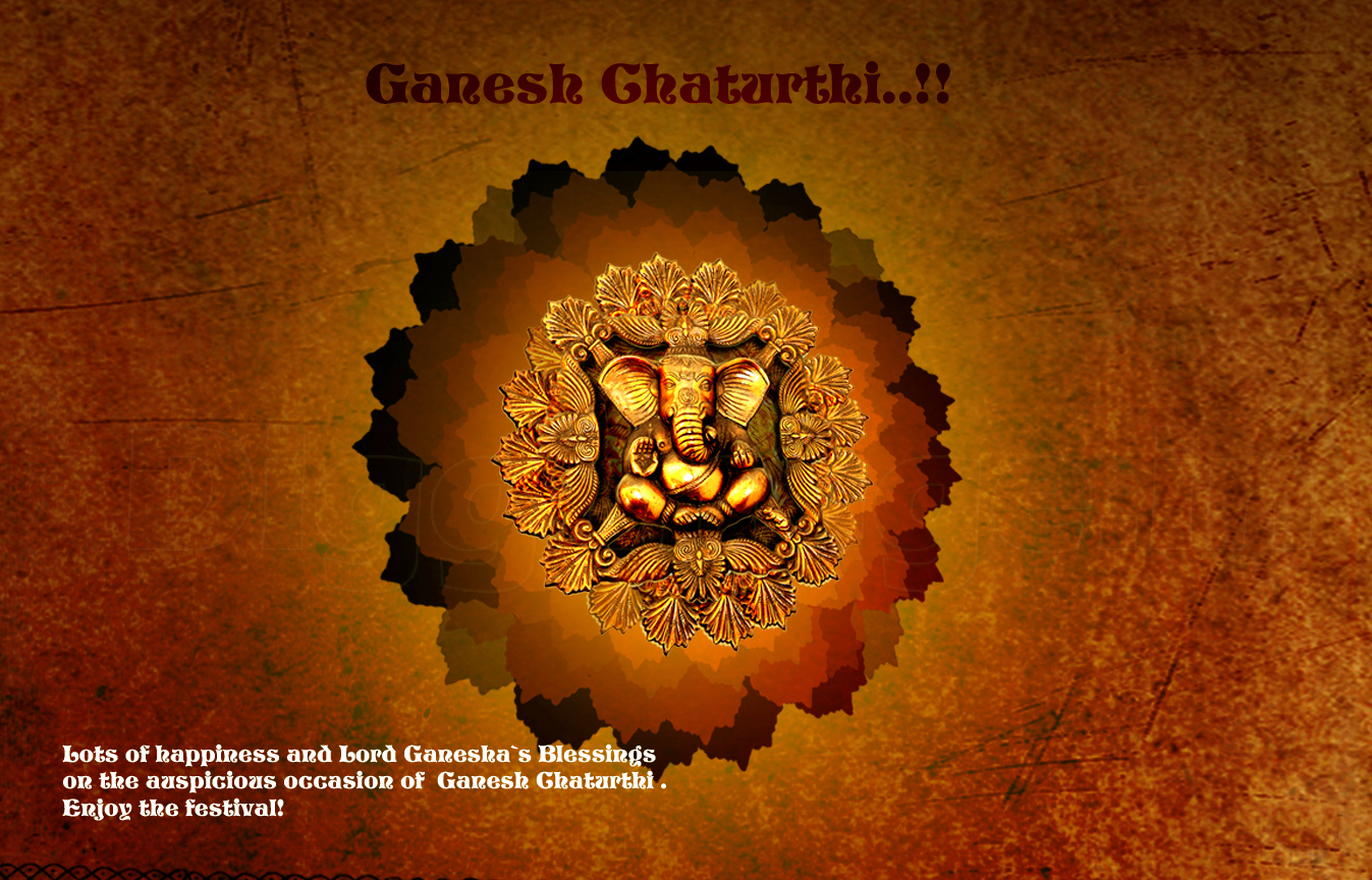 Ganesh Chaturthi HD Images & Wallpapers Free Download