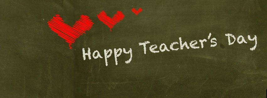Happy Teachers Day Facebook Covers, Photos, Banners 2015 2