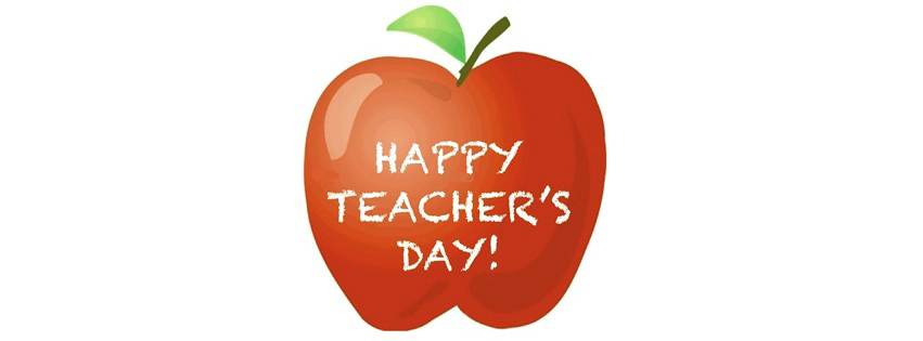 Happy Teachers Day Facebook Covers, Photos, Banners 2015 6