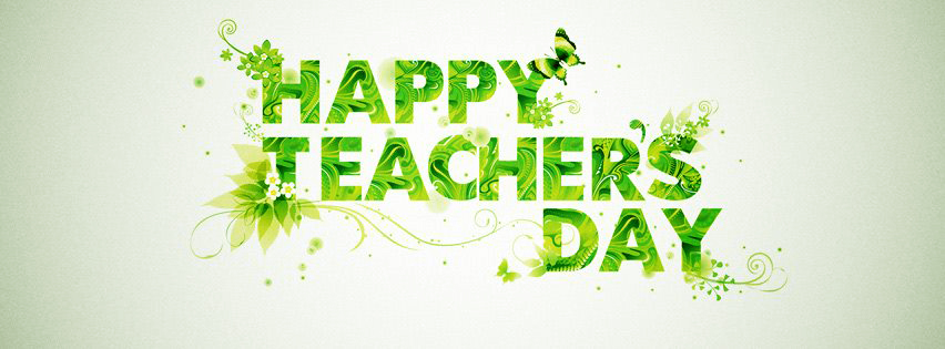 Happy Teachers Day Facebook Covers, Photos, Banners 2015 8