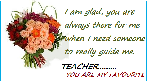 Happy Teachers Day Quotes in English