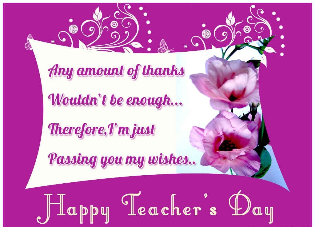 Happy Teachers Day Whatsapp status & messages