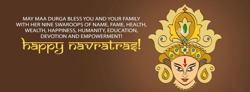Navratri Durga Facebook Cover Photo Banners Free Download6
