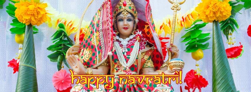 Navratri Durga Facebook Cover Photo Banners Free Download9
