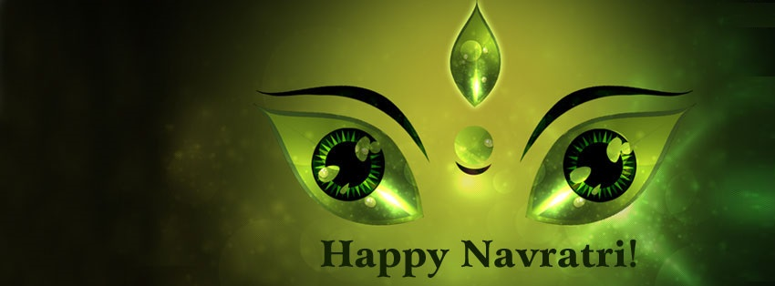 Navratri Durga Facebook Covers Banners Free Download1