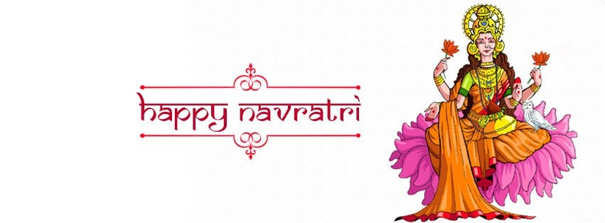 Navratri Durga Facebook Covers Banners Free Download2