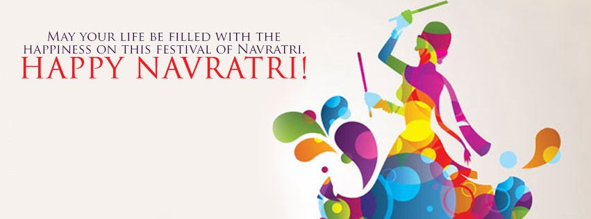 Navratri Durga Facebook Covers Banners Free Download3