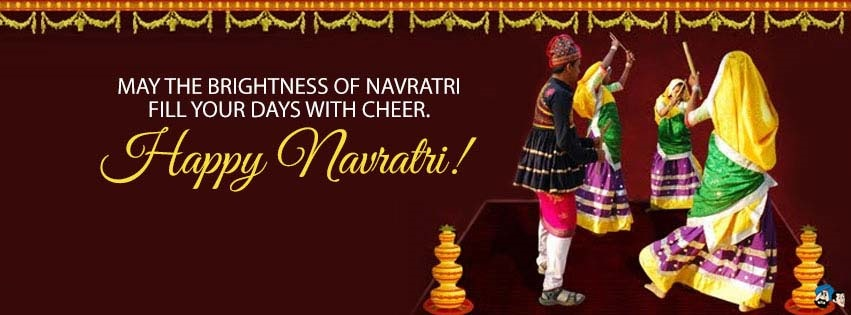 Navratri Durga Facebook Covers Banners Free Download5