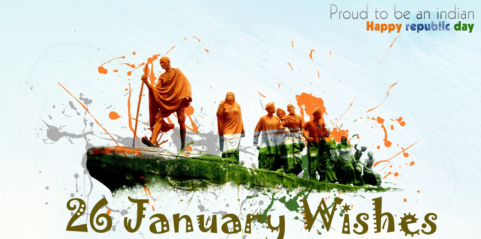 26 Jan India Republic Day HD Wallpapers Images Photos Pics - Free Download