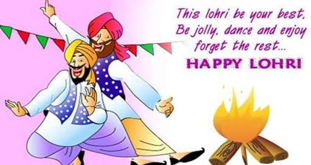 Best Lohri WhatsApp Status & Messages