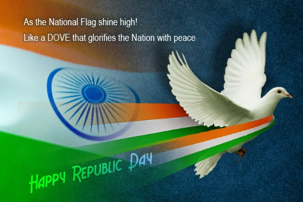 Indian Republic Day Status for Whatsapp & Messages for Facebook