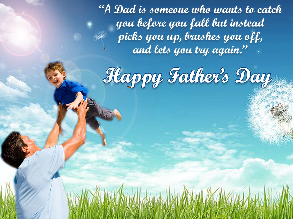 Father's Day Status for Whatsapp & Messages for Facebook