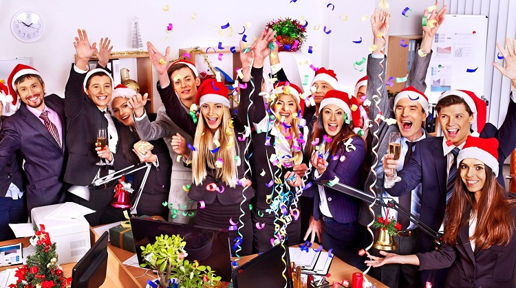 4 Unforgettable Ways To Have A Christmas Party