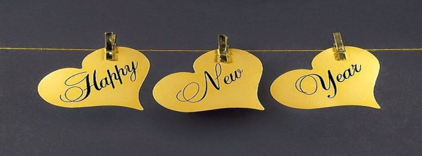 Happy New Year FB Cover Photos, DP, Profile Pics – Free Download