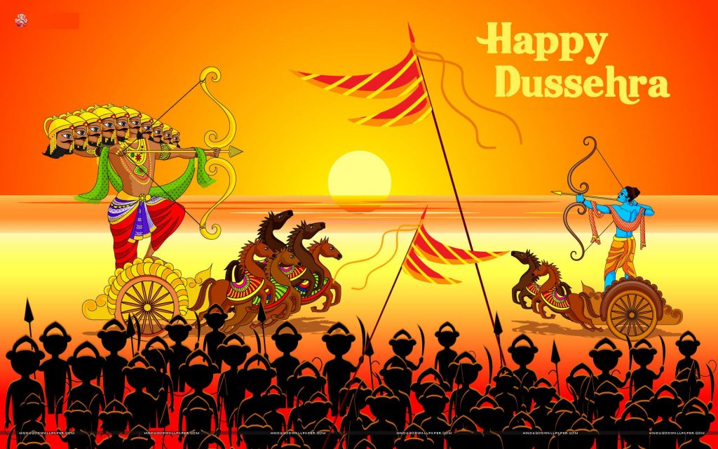 Happy Dussehra HD Images, Wallpapers, Pics, and Photos