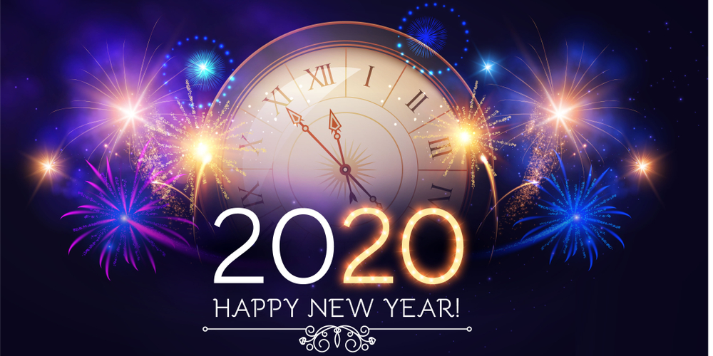 celebrate New Year's Eve 2020