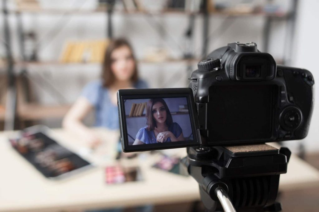 Camera For Your Vlogging Business