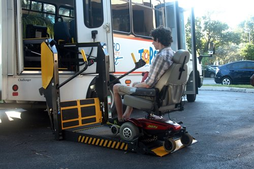 Making Paratransit