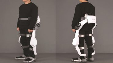 Now You Can Become Iron Man Using LG's Wearable Robot