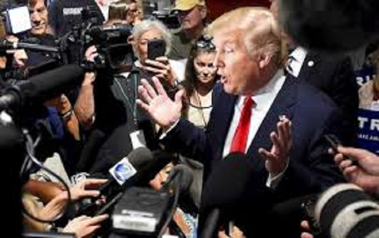Trump's remarks threaten the safety of journalists, says UN