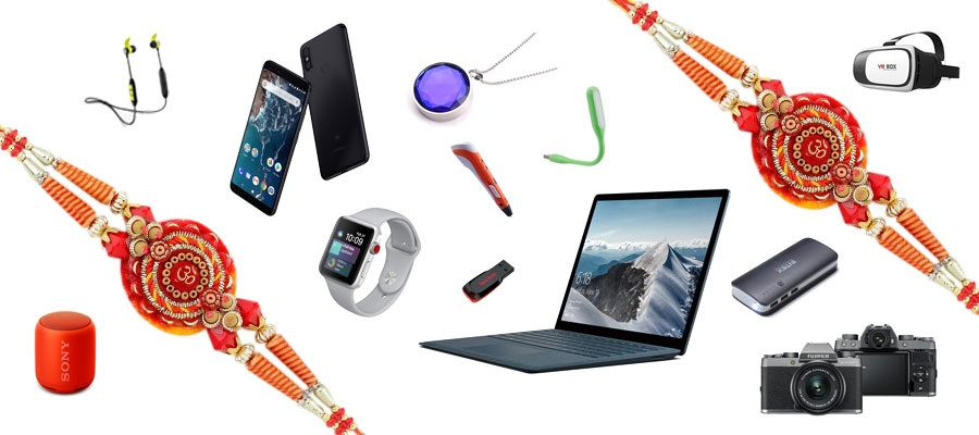 10 Tech-Related Rakhi Gift Ideas