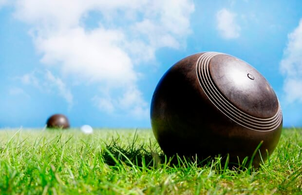 Played Lawn Bowl