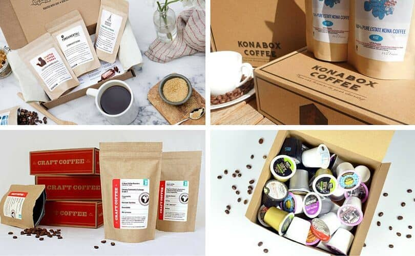 Here's How A Coffee Gift Box Subscription Can Surprise You