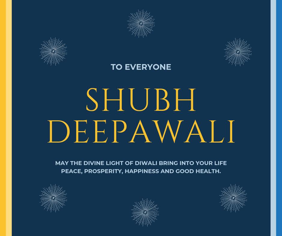 Canva Diwali Greetings