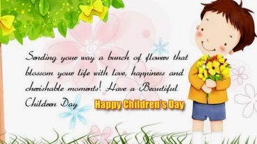 Wishes For Children's Day