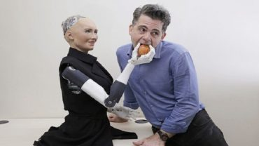 Lifelike Robots Invented In Hong Kong To Win Trust Of Humans