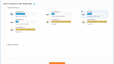 Save Your Data To The Fullest Through The Recovery Software