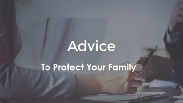 Advice To Protect Your Family
