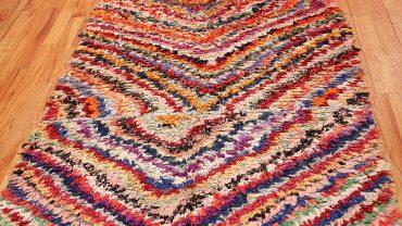 Boucherouite Moroccan Rugs