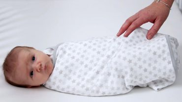 Velcro Waddle For A Wriggle-Free Baby
