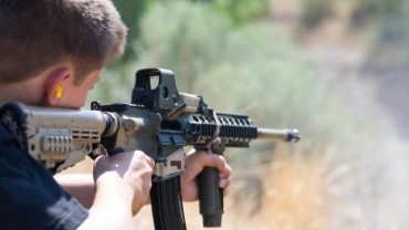Handguard for Your AR-15 Rifle