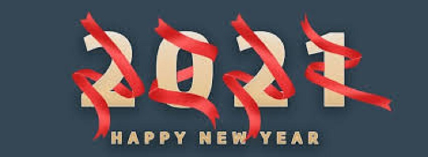 Happy New Year FB Cover Photos