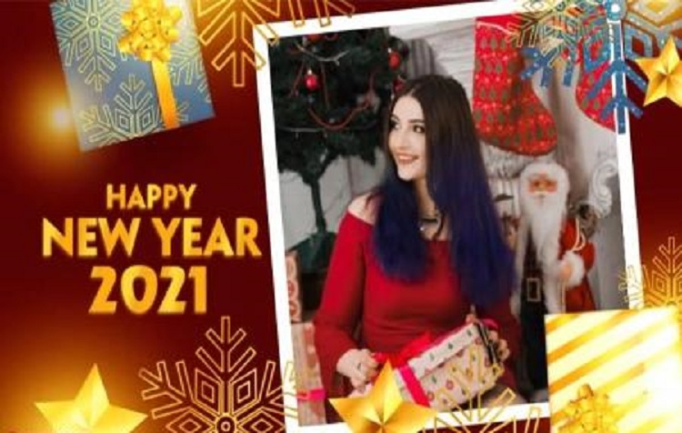 Happy New Year Greetings Cards 2021